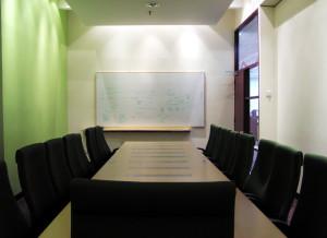 Ein Whiteboard