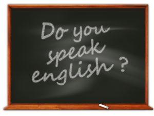 Ohne Englisch geht (fast) gar nichts mehr